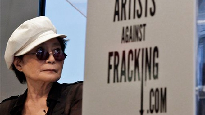 Why Do Celebrities Hate Fracking?