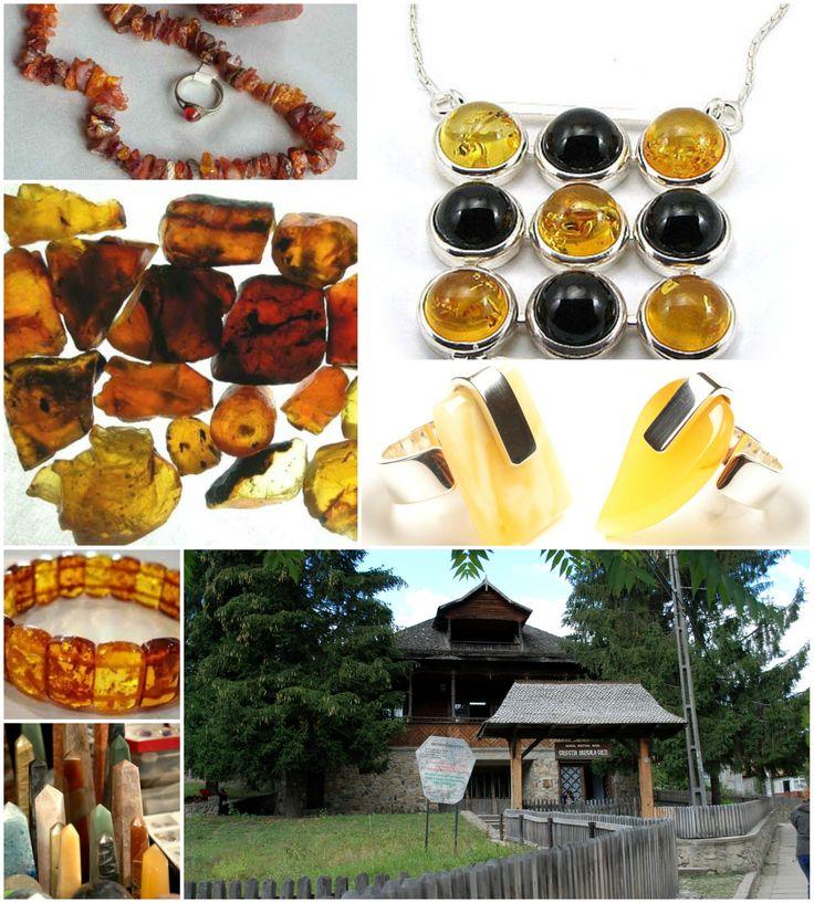 Va invitam sa admiram chihlimbarul de Buzau. Muzeul de chihlimbar de la Colti va ofera si o expozitie de unde va puteti cumpara  bijuteriile care va fac cu ochiul;)! Enjoy it!