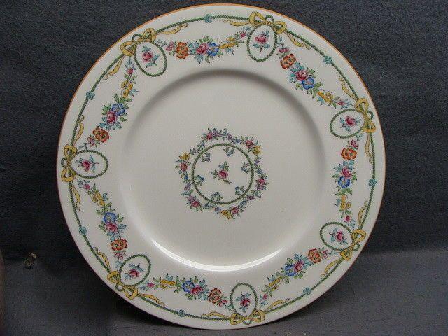 "10"" Minton Ivanhoe Hand Painted B913 Dinner Plate #3"