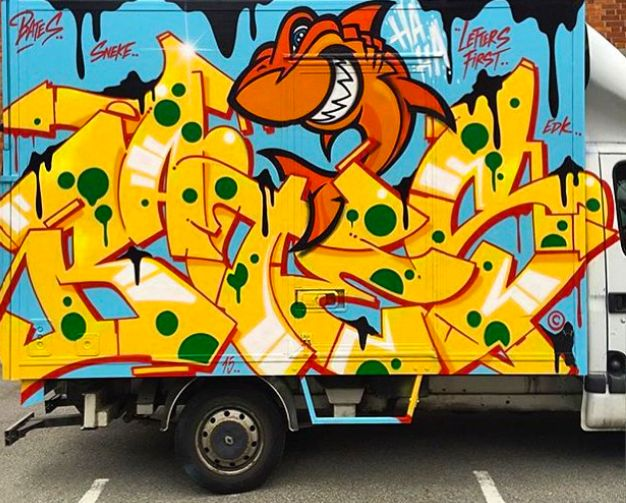 40 best Graffiti images on Pinterest | Street art, Urban art and ...