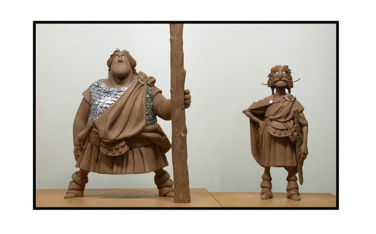 Andrea Blasich ~ Brave Sculptures: