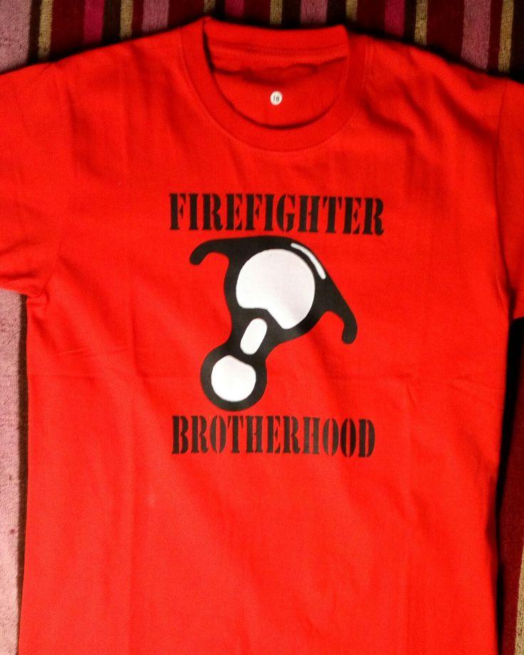T'Shirt FIREFIGHTER BROTHERHOOD