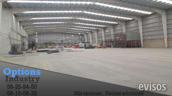BODEGA EN RENTA EN TLALNEPANTLA  #BR10636BODEGA EN RENTA EN TLALNEPANTLA  ÁREA TOTAL 9,926.63 m2 Superficie de almacén 5,200.00 ...  http://tlalnepantla-de-baz.evisos.com.mx/bodega-en-renta-en-tlalnepantla-id-626262