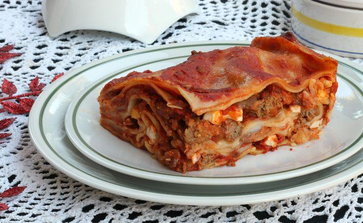 Lasagne+Napoletane