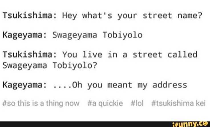 #haikyuu I laughed more then i should have