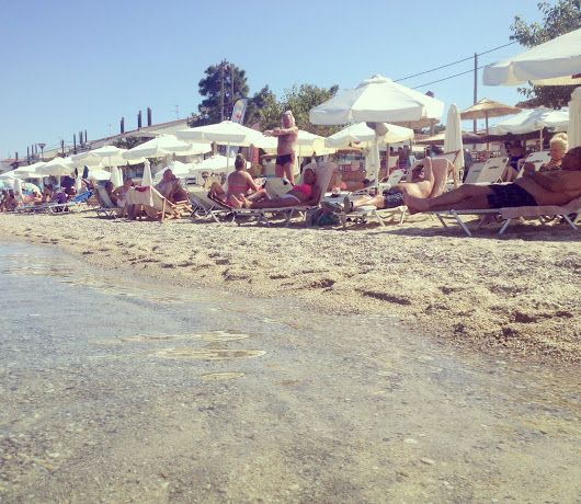 And God made Sundays ..for obvious reasons. Enjoy our paradise!  Καλημέρα!  G...