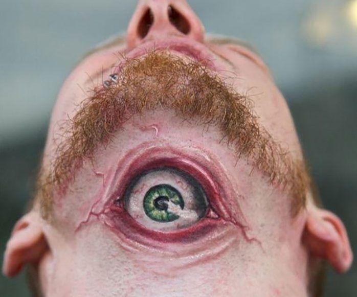 17 tatuagens incrivelmente realistas e assustadoras