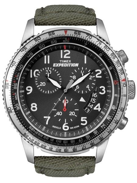 TIMEX EXPEDITION MILITARY CHRONO | T49823
