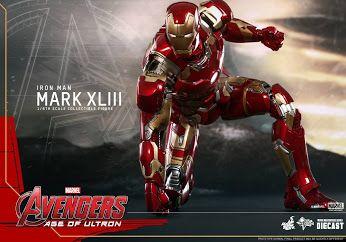 Mark XLIII Age of Ultron