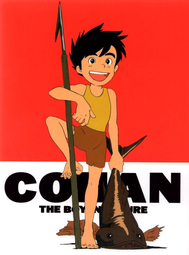 Conan The Boy In Future 01