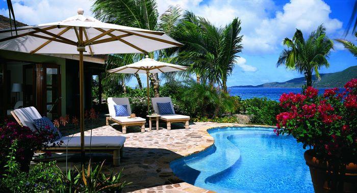 The Lovely Beach House Pool