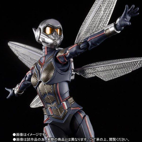 """6/"""" S.H.Figuarts Marvel Ant-Man 2 Figure Toys Ant-Man and the Wasp Armor New 2019"""