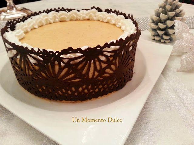Un momento dulce: BAVAROIS DE TURRÓN JIJONA Y CREMA PASTELERA CHIBOUST CON ALMENDRAS