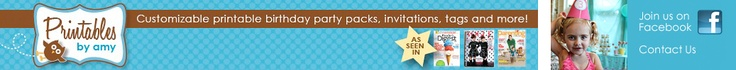 Printable Party Pack.  Not sure why the pic is not showing up but the link works fine!