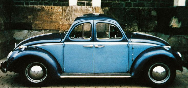 "196x VW Beetle Custom Front+Front. Belongs to ""The Wizard"" of Christchurch, NZ."