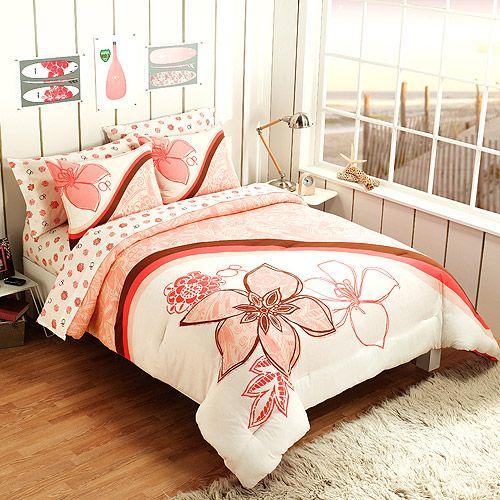 Hawaiian Style Bedroom: Hawaiian Bedding By OP