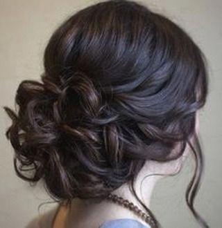 Hairstyle Ideas For Long Hair | Latest Hair Updos | Formal Buns For Medium Hair 20191026