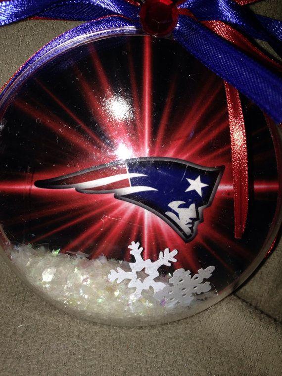 New England patriots ornament