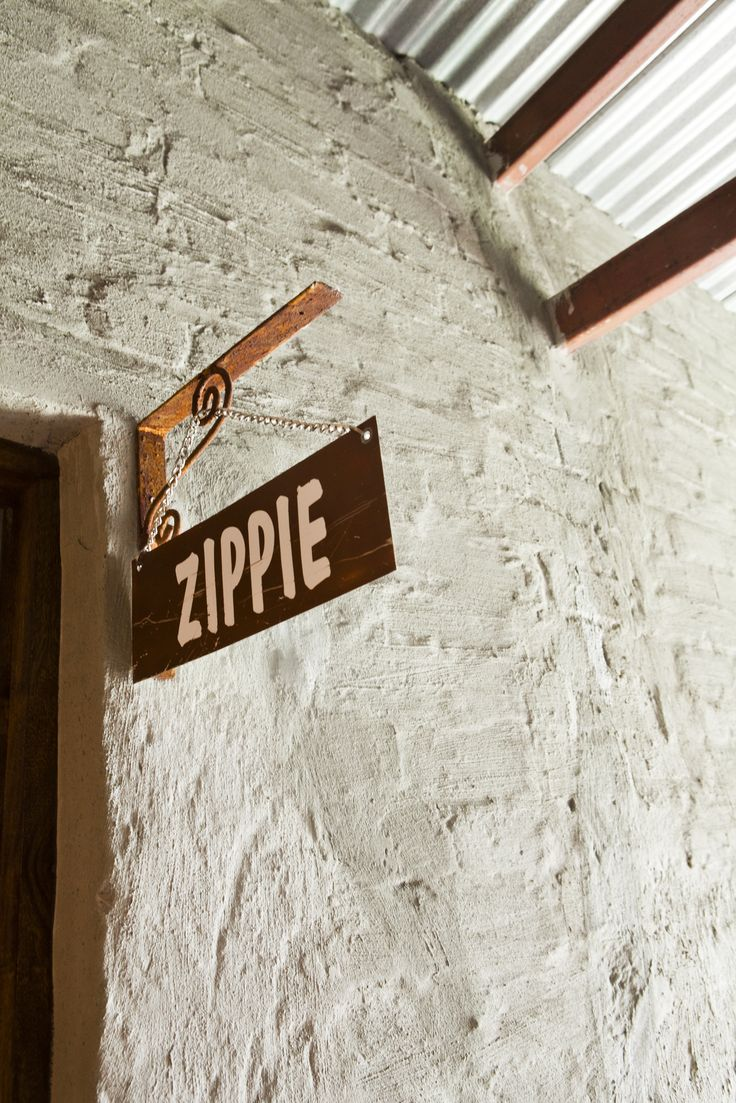 Every room is named after the horse who's stable it was.