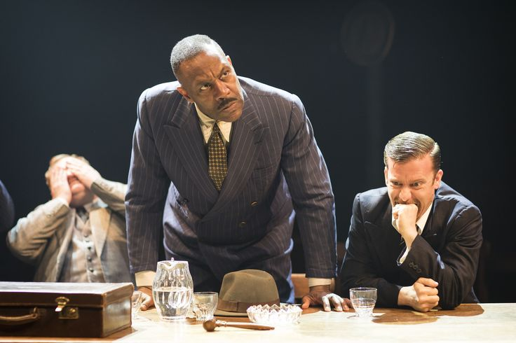 The Resistible Rise of Arturo Ui review: Lenny Henry plays a Trump-like mob boss