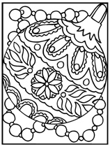 christmas coloring pages crayola - Christmas Pages To Color