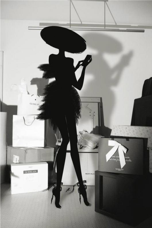 La petite robe noire, Guerlain