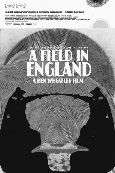 Day 73/365: A Field In England-Jay Shaw poster.