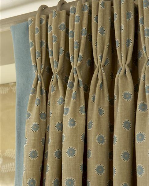 Made To Measure Curtain Fabric For Designer Custom Made