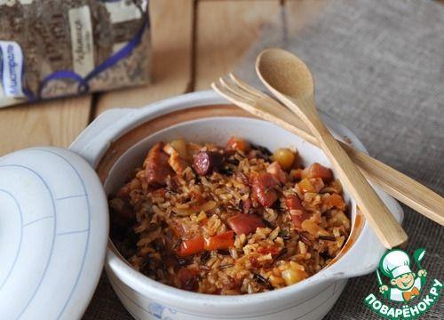 Джамбалайя от Бориса Бурда - кулинарный рецепт
