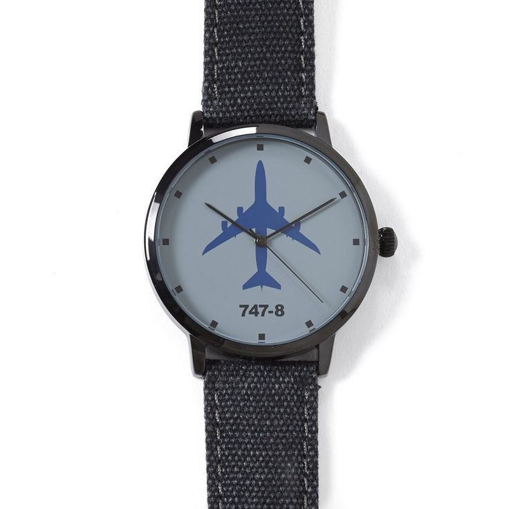 747-8 Silhouette Watch – The Boeing Store