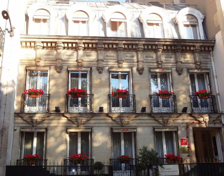 Hôtel - Hôtel de LATOUR MAUBOURG