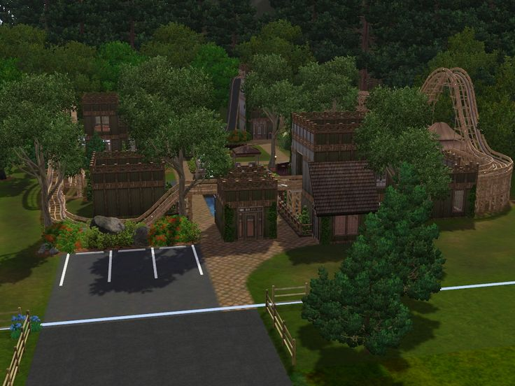 Island Paradise Lots: Community Lots for Sims 3 at My Sim Realty