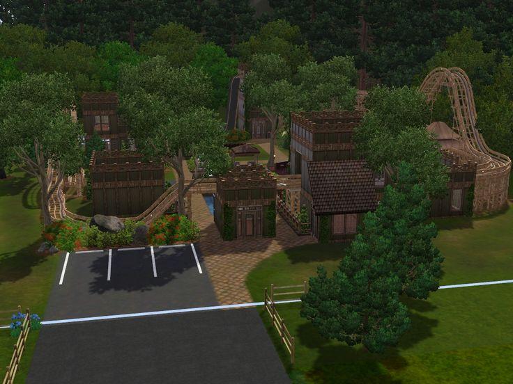 Island Paradise Lots: Community Lots for Sims 3 at My Sim Realty