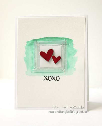 xoxo by Neat and Tangled, via Flickr