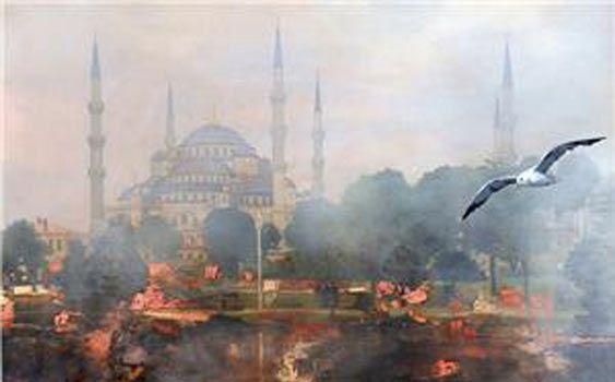 Faruk Cimok'un İstanbul resimleri Ankara'da