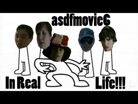 asdfmovie6 in real life