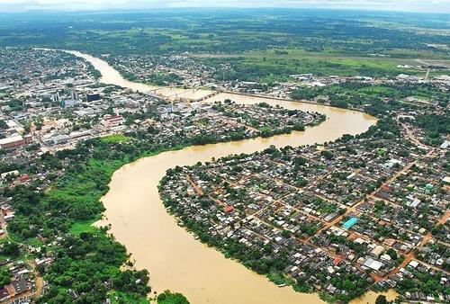 Capital of Acre state:Rio Branco