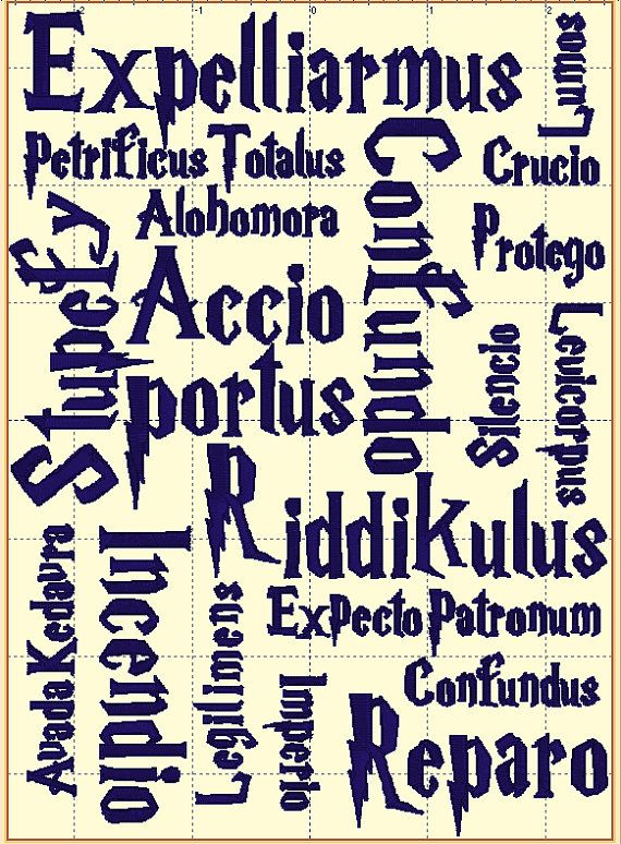 Pin By Heike Kolb On My Saves In 2021 Harry Potter Spells Harry Potter Zauberspruche All Harry Potter Spells