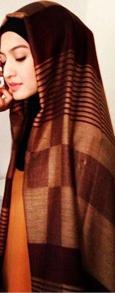 beautiful Raline wearing hijab :)