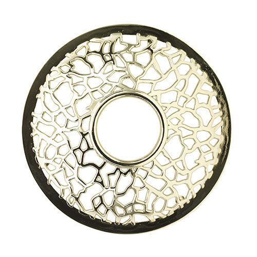 Chrome and Copper Collection : Illuma-Lid® Jar Candle Topper : Yankee Candle - 2015