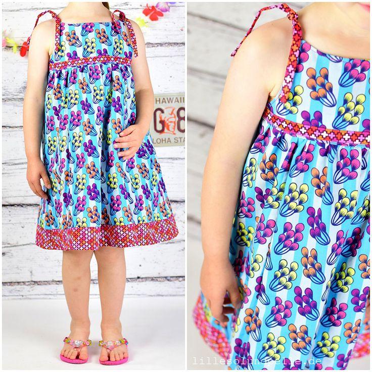524 best Nähzeugs Kleider images on Pinterest   Kid outfits, Kids ...