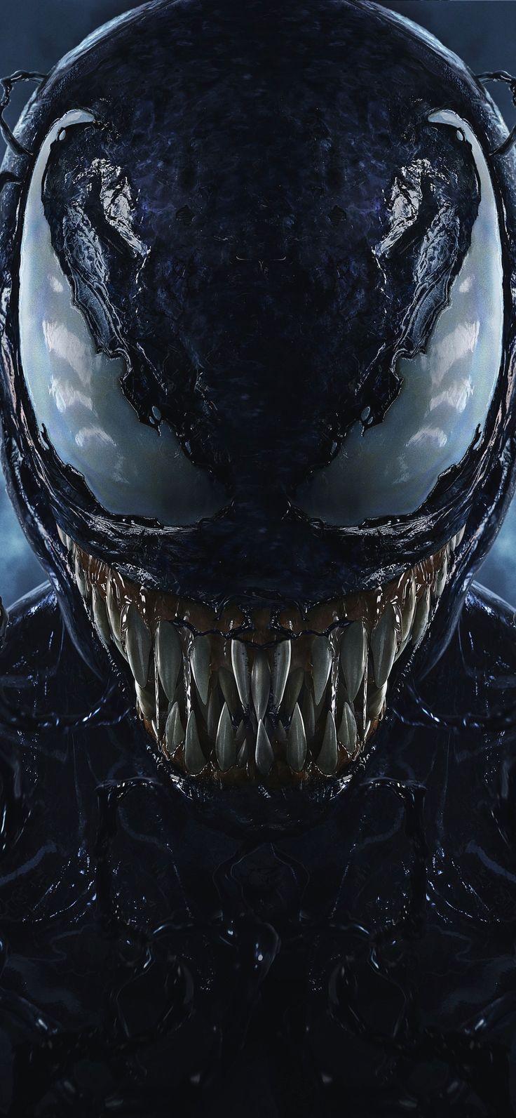Unique Venom Wallpaper iPhone
