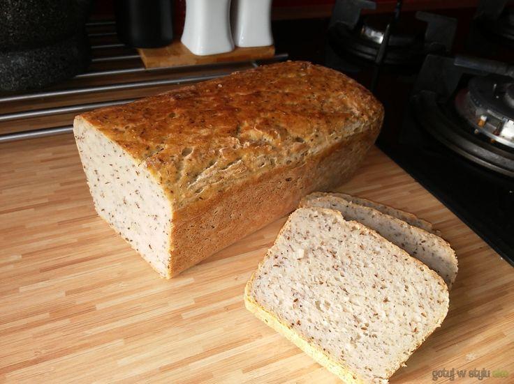 Bezglutenowy chleb tostowy