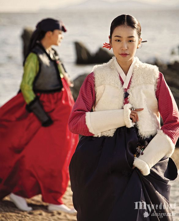 Hanbok, Dress of The Wind | South Korea