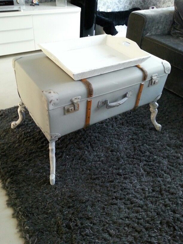 Multipurpose suitcase
