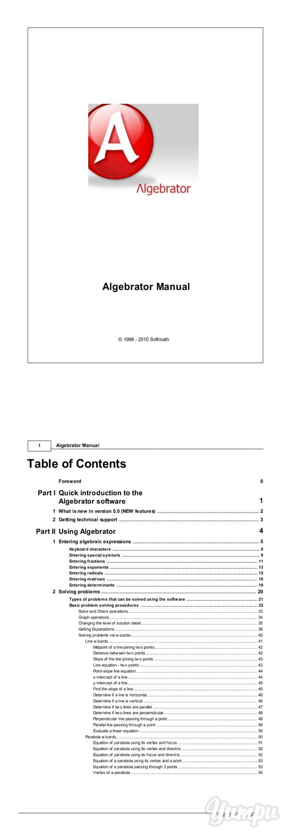 ideas about algebra solver expression solver doyourmath com algebrator manual for your algebra problem solver magazine 118 pages