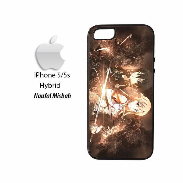Sword Art Online iPhone 5/5s HYBRID Cover