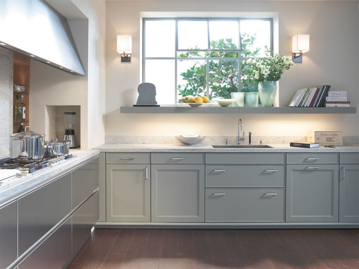 Siematic Beaux Arts - this is the cabinetry used in my kitchen ... | {Moderne landhausküche siematic 79}