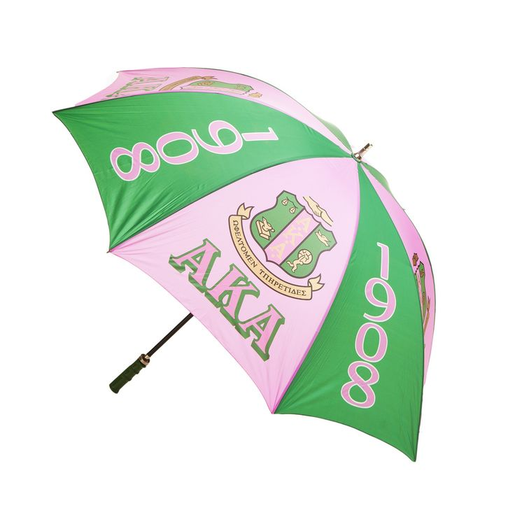 Alpha Kappa Alpha 30'' Jumbo Umbrella