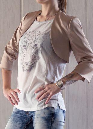 Kupuj mé předměty na #vinted http://www.vinted.cz/damske-obleceni/s-three-fourths-rukavem/10385602-elegantni-bolerko-esprit